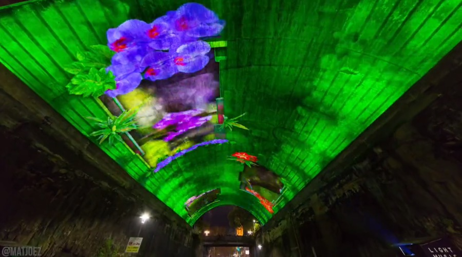 Vivid Sydney 2015 light festival - 4K Timelapse - @matjoez from Matthew Vandeputte on Vimeo .