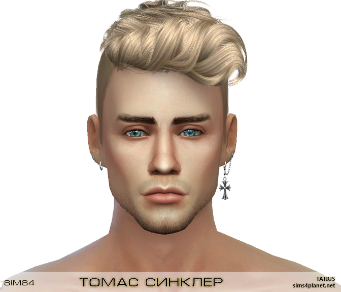 Томас Синклер by Tatius