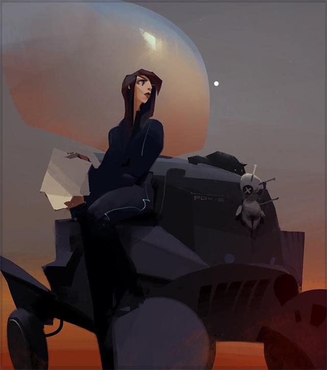 Sergey Kolesov?s conceptual art