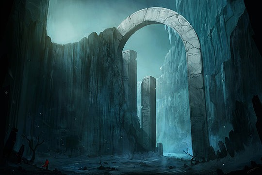 Awesome Concept Art by Jorge Jacinto