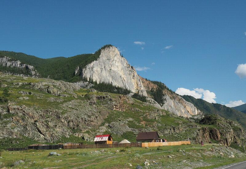 Алтай, Белый Бом (Altai, the White Bom)