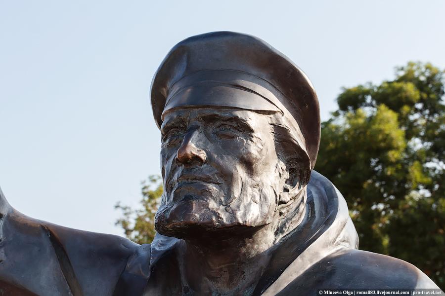 Памятники и скульптуры в Геленджике