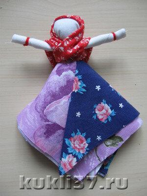 кукла-мотанка Масленица
