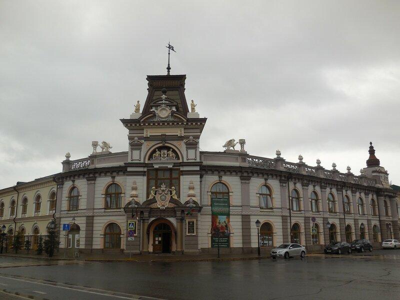 Национальный музей республики Татрастан
