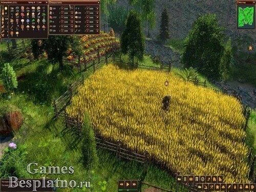 Life is Feudal: Forest Village (русская версия)