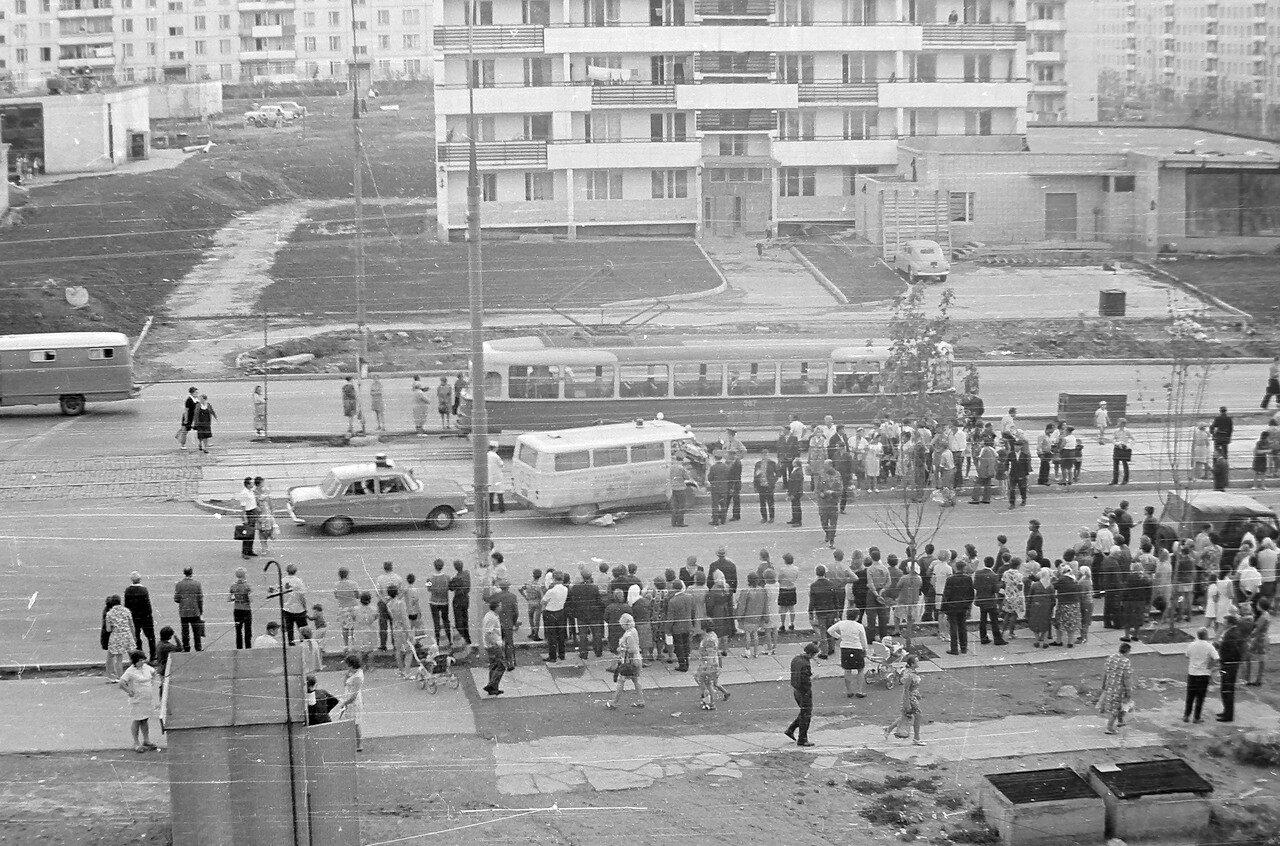 1973. ЧП на Чертановской улице