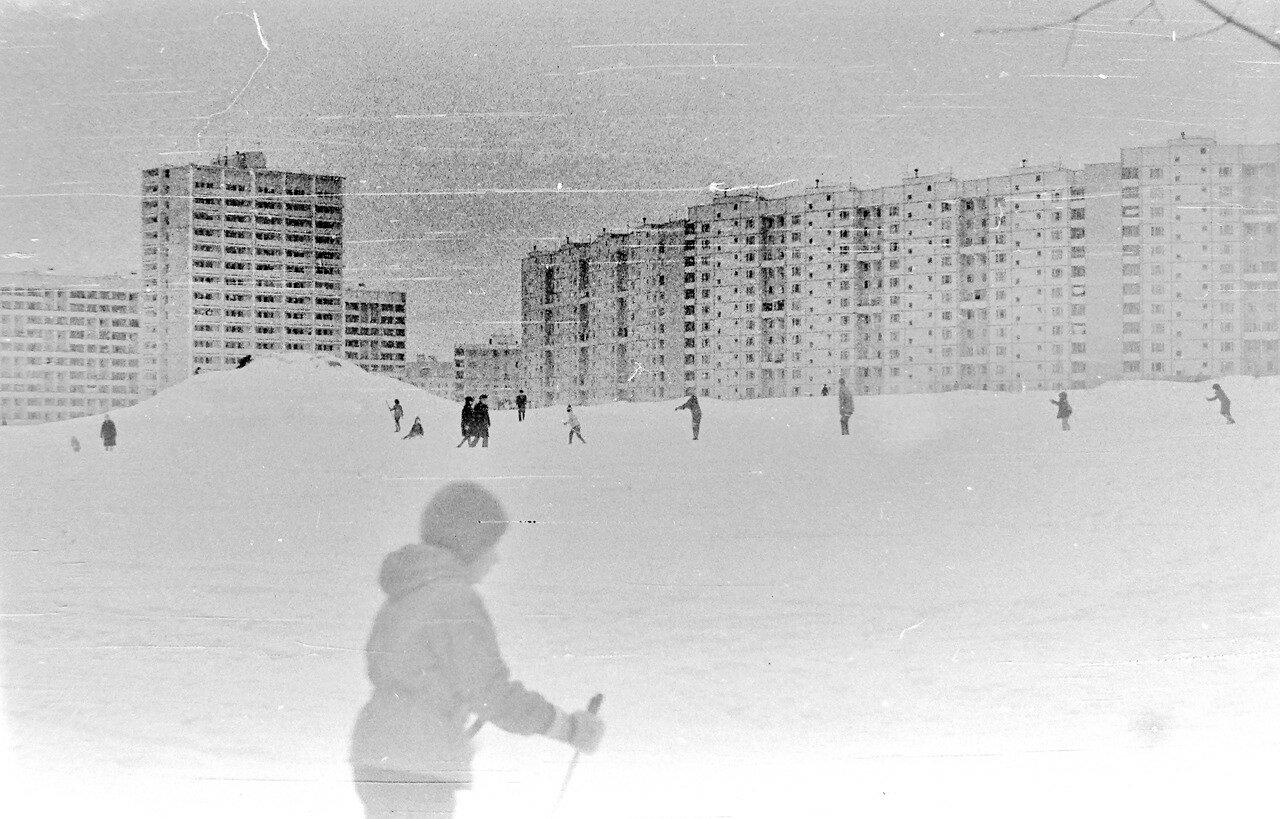1979. Улица Академика Янгеля