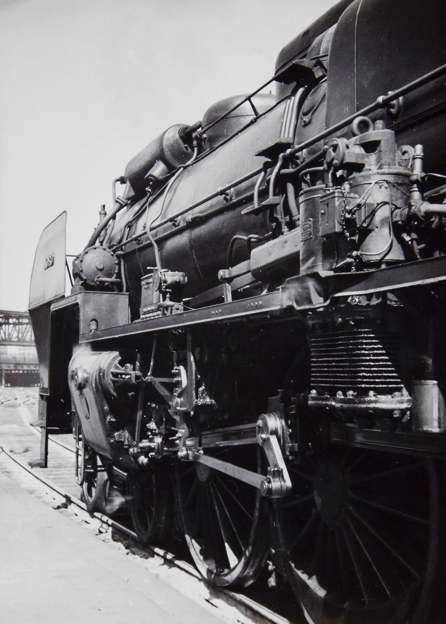 1938. Локомотив, Северный вокзал