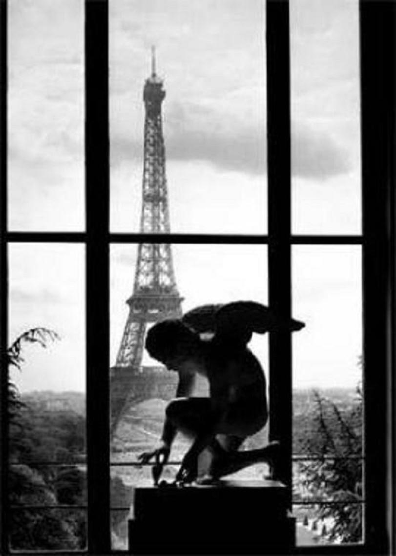 1966. Эйфелева башня