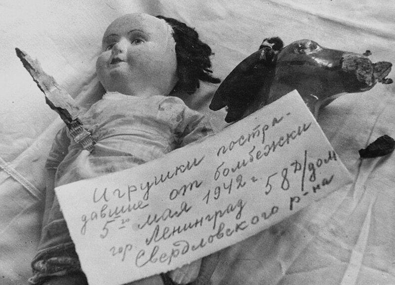 блокада Ленинграда, дети войны