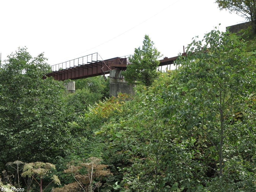 Мост через р. Тиобут