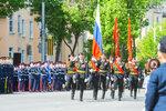 Парад Победы в Астрахани 9 мая 2017г.