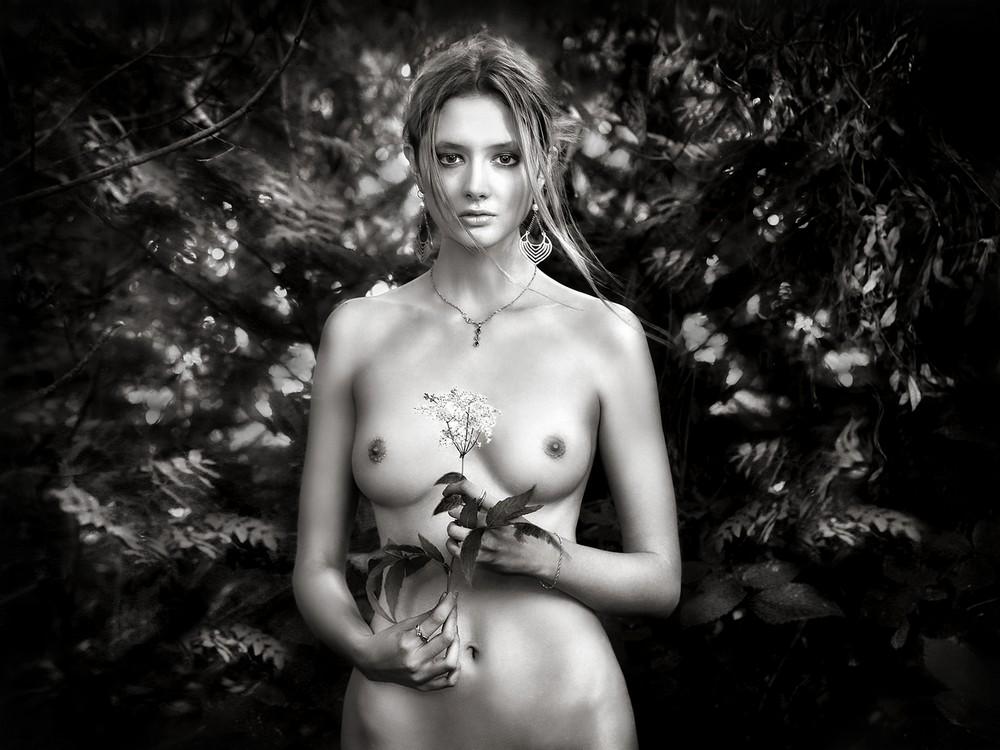 Обнаженные девушки на снимках Андрея Войцехова