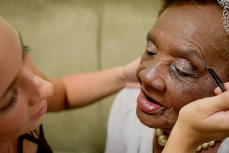 106-летняя бразильянка вышла замуж за 66-летнего избранника