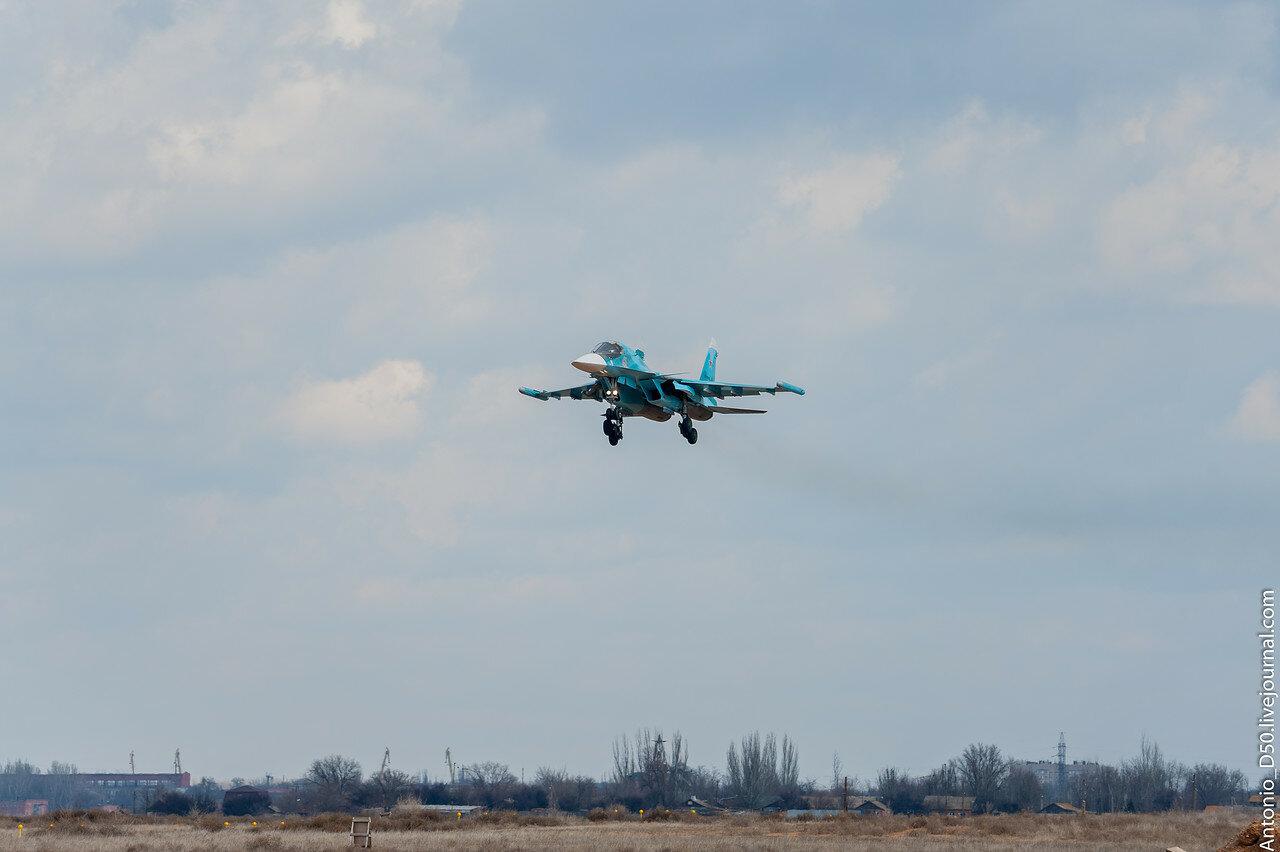Су-34 RF-95855 / 41.