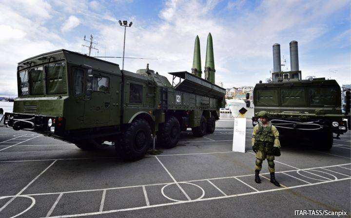 """Переброска """"Искандеров"""" в Калининград подрывает безопасность Европы, - Госдеп США"""