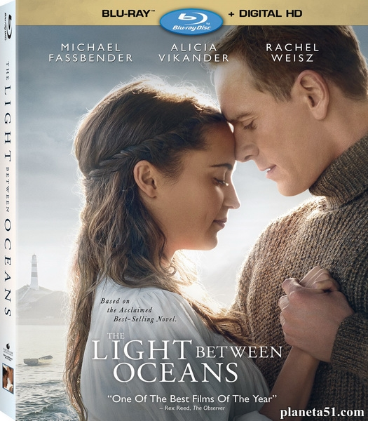 Свет в океане / The Light Between Oceans (2016/BDRip/HDRip)