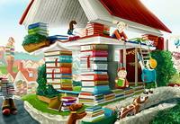 Консультация для родителей «Как составить домашнюю библиотеку»