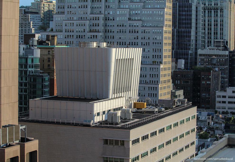 24. Вестерн-Юнион-билдинг 1930 года постройки. Служило штаб-квартирой компании до 1973 года. Се