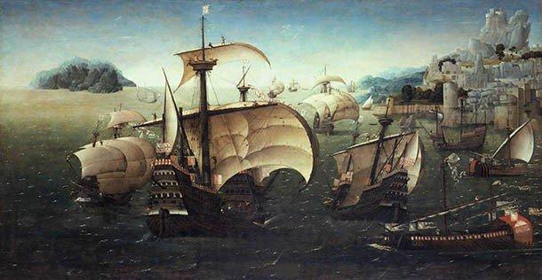 Также известная как Португальские заморские территории, Португальская Колониальная империя стала