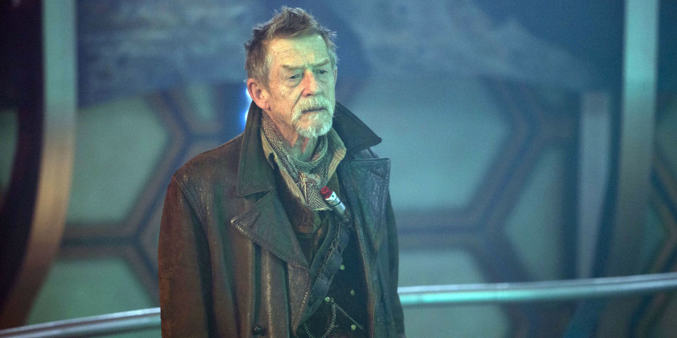 «Доктор Кто» — самый продолжительный научно-фантастический сериал в мире со множеством фанатов. Роль