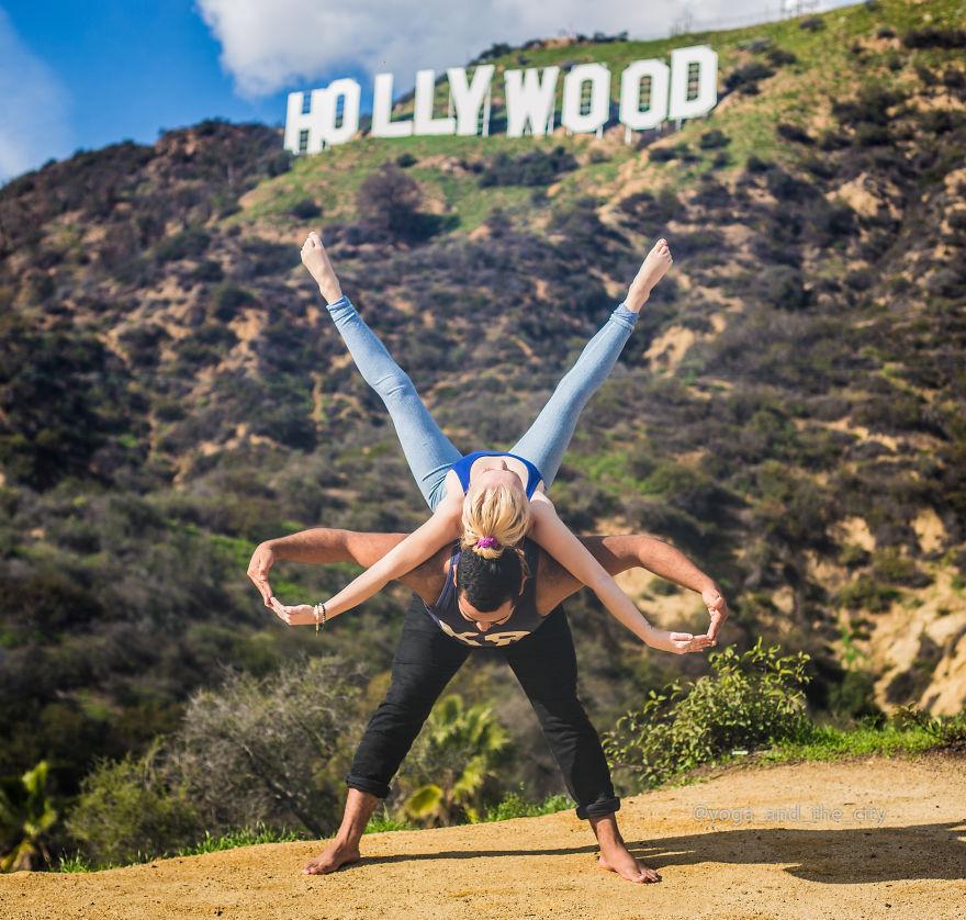 Покой, царящий над хаосом: йога в ритме большого города