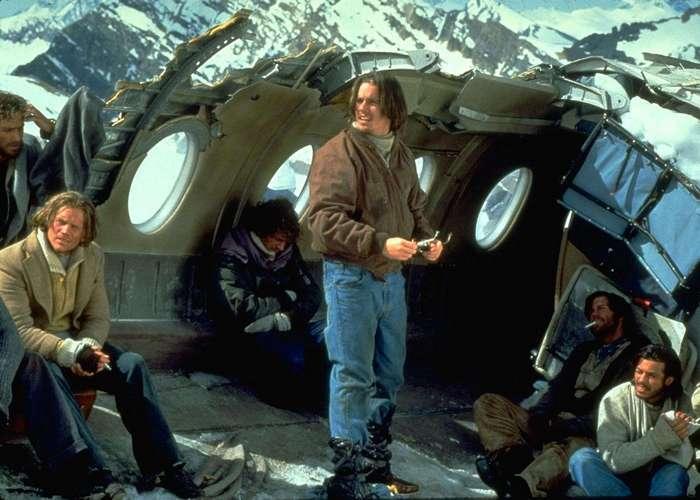 В фильме рассказывается реальная история об авиакатастрофе в 1972 году над Андами в Южной Америке. В
