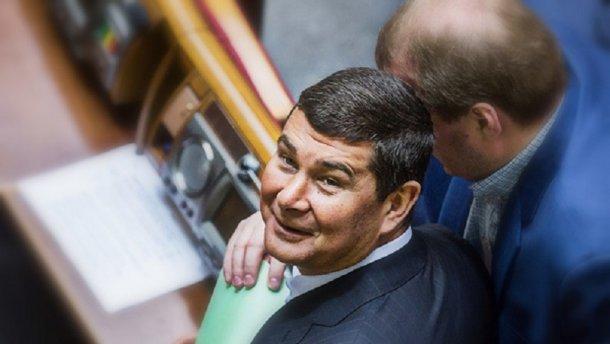 Минюст США несобирается встречаться сОнищенко