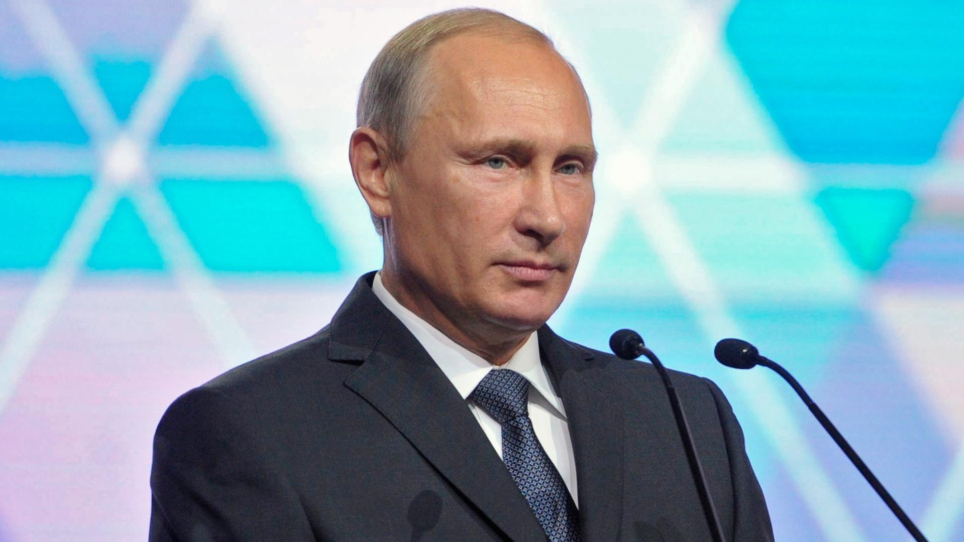 «Бывший руководитель РУСАДА таскал в РФ всякую гадость»— Владимир Путин