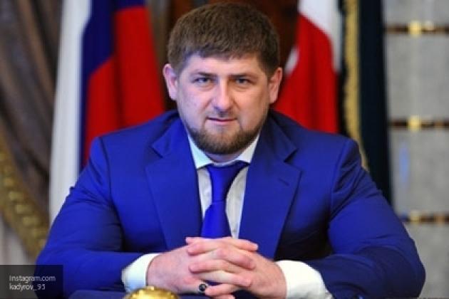 Рамзан Кадыров поздравил свключением всостав Высшего Совета глав СКФО