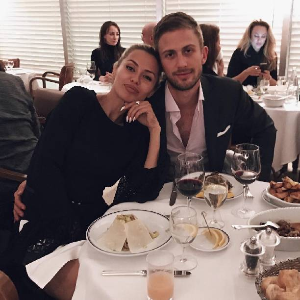 Виктория Боня объявила орасставании сгражданским мужем