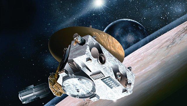 Профессионалы NASA исправили курс зонда New Horizons