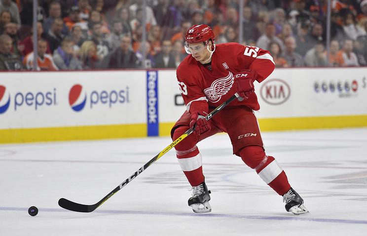 Хоккеист Марченко продолжит карьеру в«Торонто»