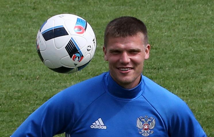 Игорь Денисов подписал договор с«Локомотивом»