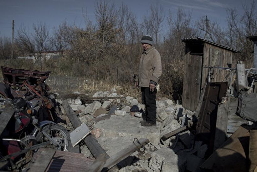 ООН сказала о111 погибших ираненых среди населения Донбасса