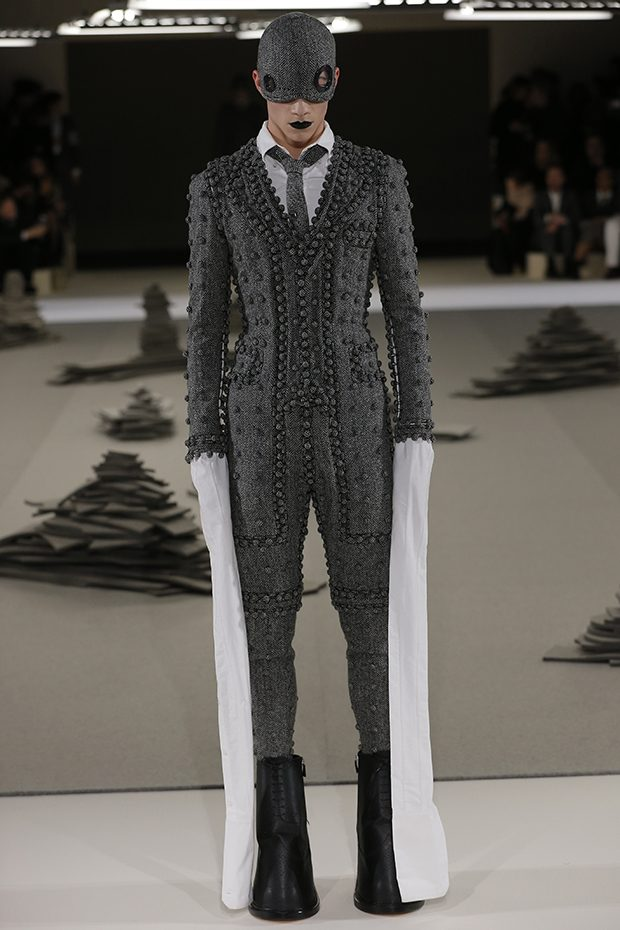 #PFW THOM BROWNE Fall Winter 2017.18