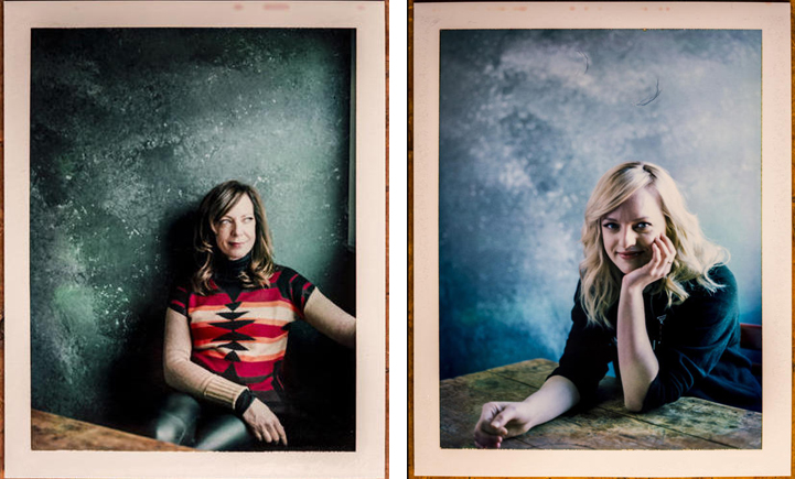 Alison Janney & Elisabeth Moss