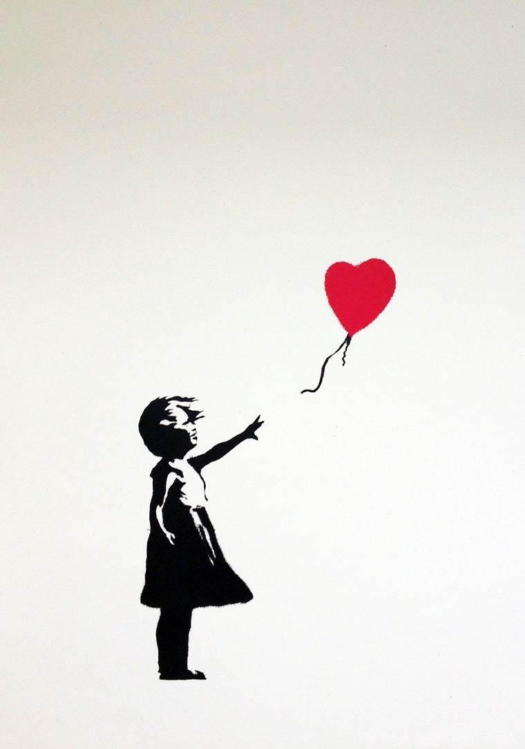 Printology - Banksy