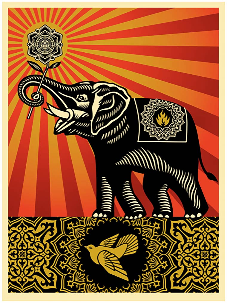 Printology - Shepard Fairey