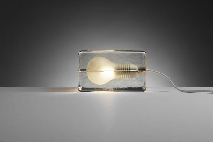 Block Lamp by Harri Koskinen