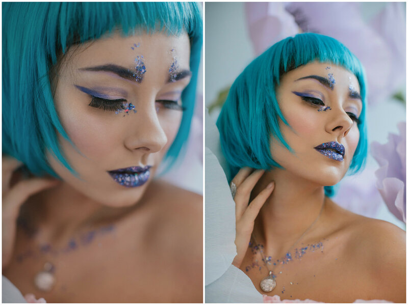 макияж с подиума