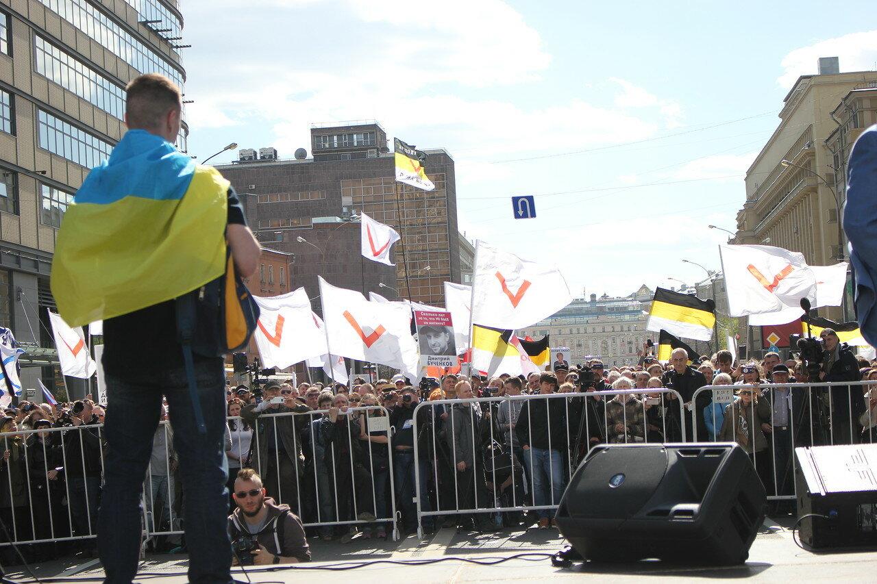 Ильдар Дадин на сцене