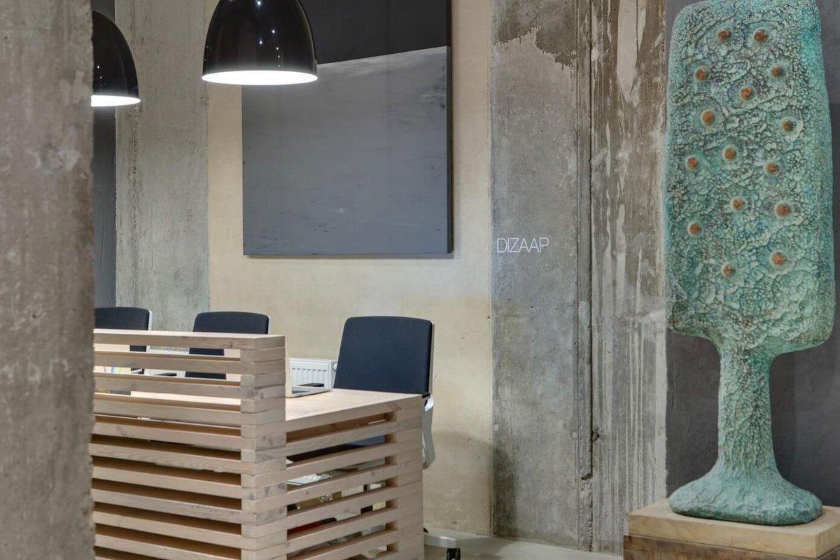 Офис компании Dizaap в Киеве