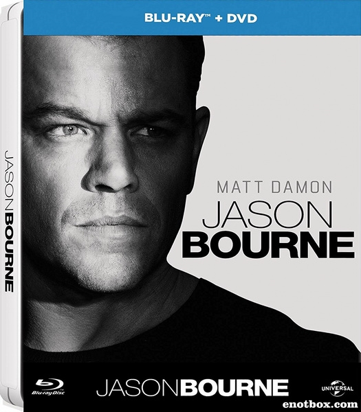 Джейсон Борн / Jason Bourne (2016/BDRip/HDRip)