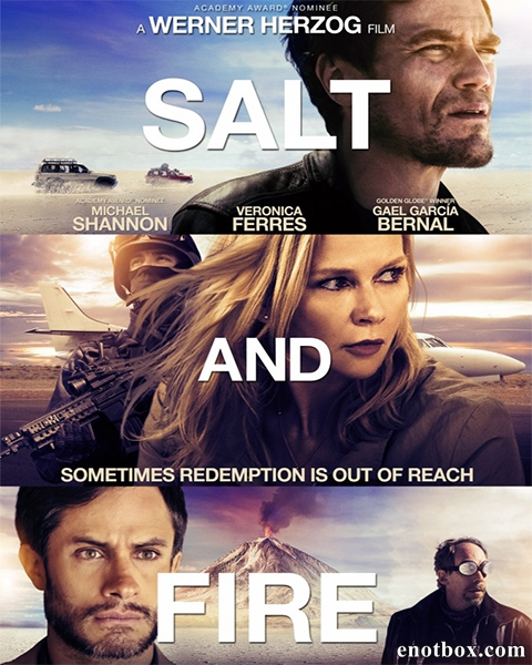 Соль и пламя / Salt and Fire (2016/WEB-DL/WEB-DLRip)