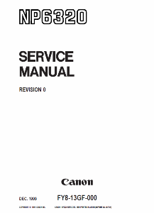 Инструкции (Service Manual, UM, PC) фирмы Canon - Страница 3 0_1b1708_fbb8b7b3_orig