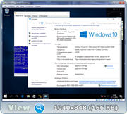 Windows 10 Профессиональная 10.0.14393 version 1607 hi tech / by killer110289