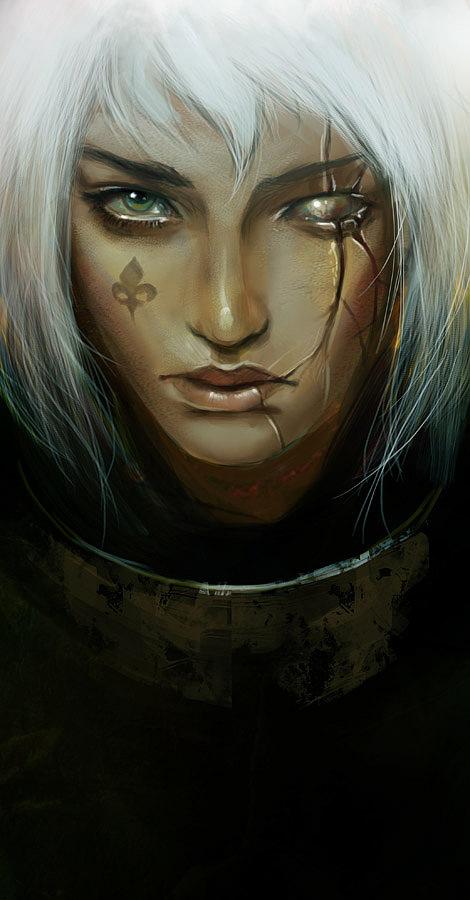 Brilliant Digital Art by Pencil Mogwai