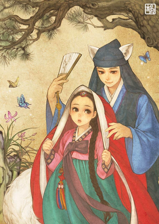 Donner une touche asiatique aux contes europeens et aux classiques Disney