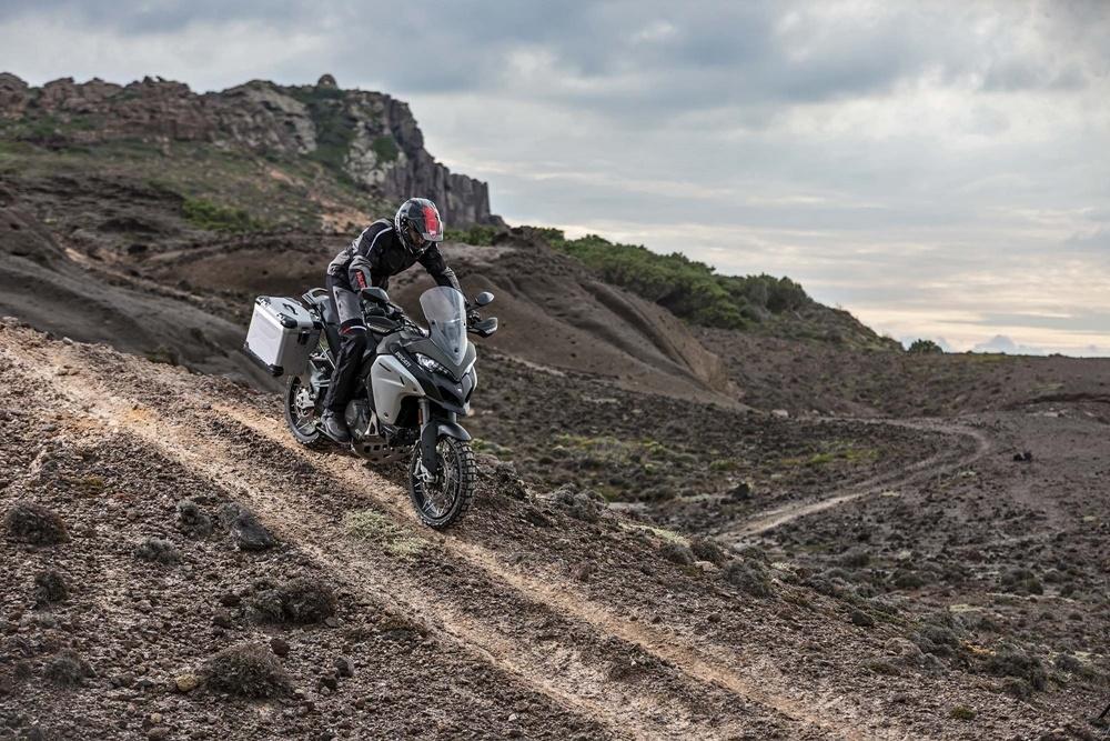 Турэндуро Ducati Multistrada 1200 Enduro отзывают из-за дефекта крепления амортизатора
